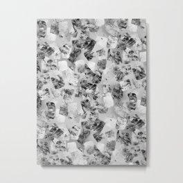 tear down variant (monochrome series) Metal Print
