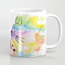 My Rainbow Totoro Coffee Mug
