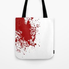 Bloody ... Tote Bag