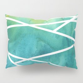Stripes and Colour 1 Pillow Sham