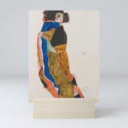Egon Schiele - Moa (1911) Mini Art Print