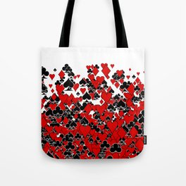 Poker Star Tote Bag