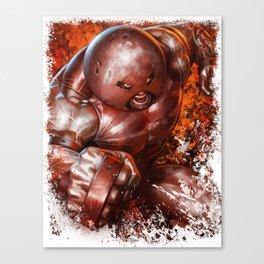 Juggernaut Canvas Print