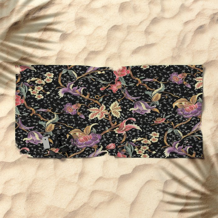 valentina marie Beach Towel