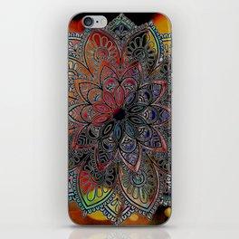 Mandala Stardust iPhone Skin