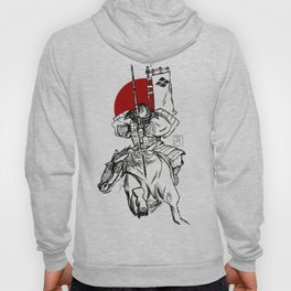 The Samurai's Charge Hoody