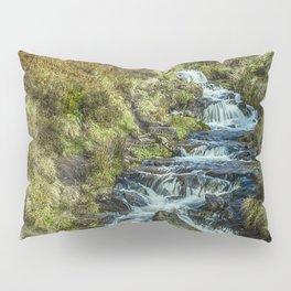 Moorland stream Pillow Sham