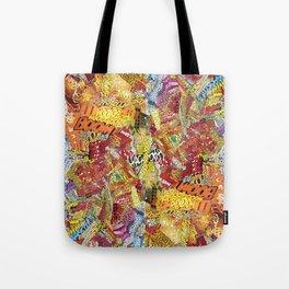 Make a Boom  Tote Bag
