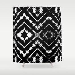 INKatha Shower Curtain