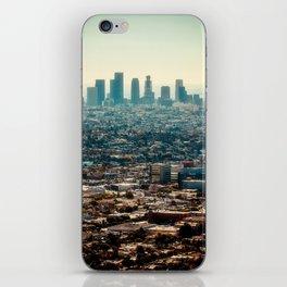 Los Angeles California iPhone Skin