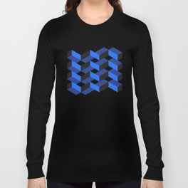 ILLUSION III Long Sleeve T-shirt