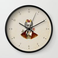 'Til death Wall Clock