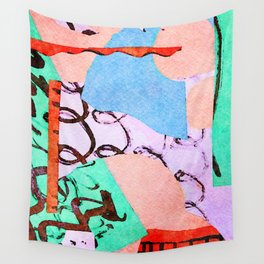Polluted Wall Tapestry