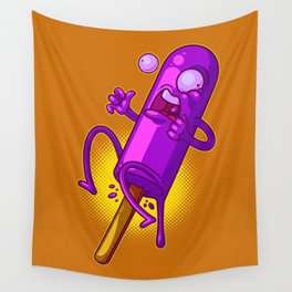 Stick in the Mud Wall Tapestry