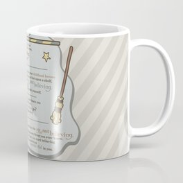 Age of Not Believing Coffee Mug