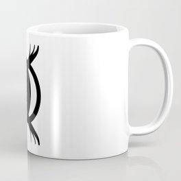 Goetic Symbol-Black Coffee Mug