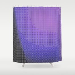 Purnip Shower Curtain