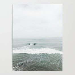 Calm Surf Poster