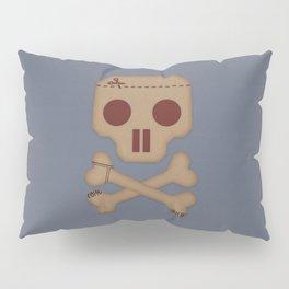 Paper Pirate Pillow Sham
