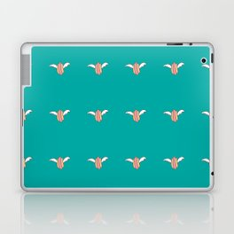 Dogs fly by night Laptop & iPad Skin