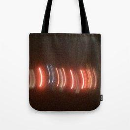Abstracte Light Art in the Dark 21 Tote Bag
