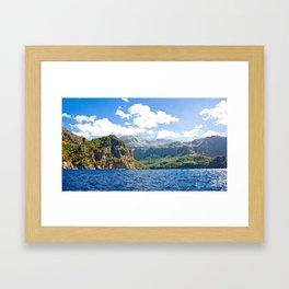Mallorca 9 Framed Art Print