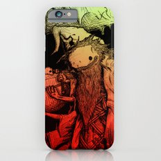 Necromance with Me iPhone 6 Slim Case