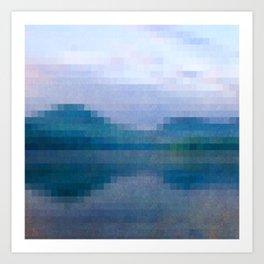 Quiet Reflection Art Print