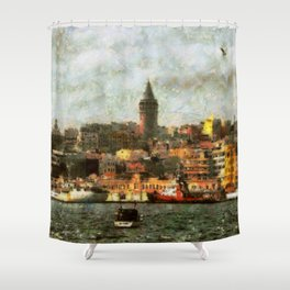 Gorgeous Istanbul Shower Curtain