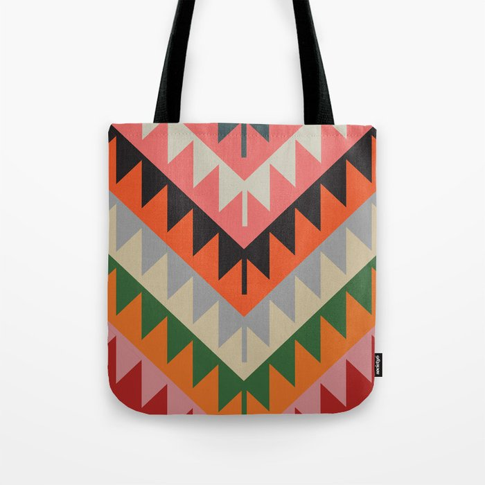 American Native Pattern No. 31 Tote Bag