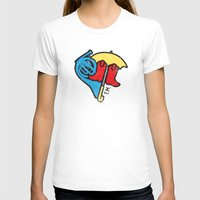 himym T-shirts featuring Hey Beautiful by Reg Lapid
