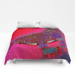 Hot Goanna Comforters