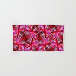 Ultimate Pink Pattern Hand & Bath Towel