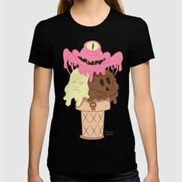 Neapolitan - The Psychopath Icecream T-shirt