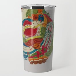 Taiwanese Lion-Dog Travel Mug