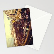 Queens Row Stationery Cards