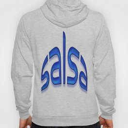 Salsa Blue Jerry Hoody