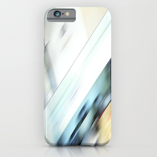 Life is a blight  in an office closed tight. iPhone & iPod Case