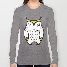 Owly Molly Long Sleeve T-shirt