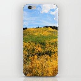 Fall iPhone Skin