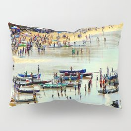 Rowing Regatta Pillow Sham