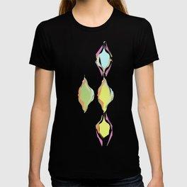 Pastel patterned T-shirt