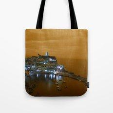 Island on the Coast Tote Bag