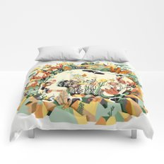 Skull & Fynbos Comforters