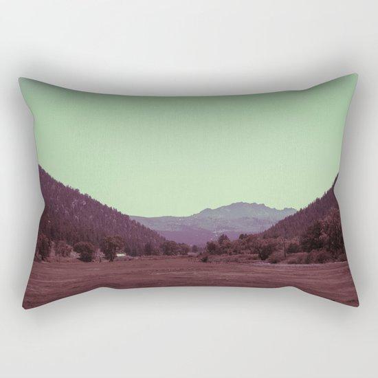 Buffalo Creek Rectangular Pillow