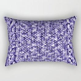 The Fisherman's Jumper Rectangular Pillow