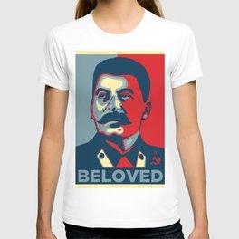 Iósif Stalinn beloved T-shirt