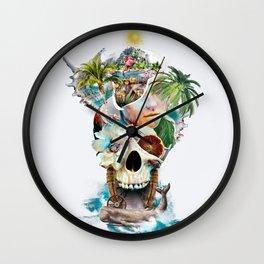 Summer Dream Wall Clock