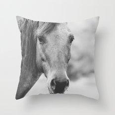 Wild Heart, No. 4 Throw Pillow