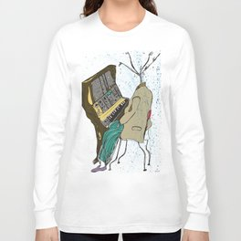 Moog Long Sleeve T-shirt